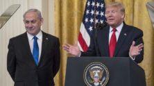 ترامب يعلن عن إتفاق ديبلوماسي رسمي بين المغرب و إسرائيل… و أمريكا تعترف بمغربية الصحراء